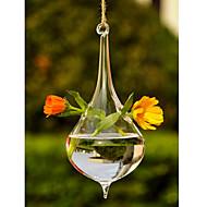 centerpieces taiteellinen roikkuu lasinen maljakko pöytä deocrations