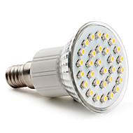 2W E14 / GU10 / E26/E27 תאורת ספוט לד PAR38 30 SMD 3528 90 lm לבן חם AC 220-240 V