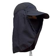 Boné de Pescador / Boné Com Proteção UV Caps Moto Secagem Rápida / Filtro Solar Mulheres / Homens