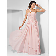 Formal Evening / Prom / Military Ball Dress - Pearl PinkApple / Hourglass / Inverted Triangle / Pear / Rectangle / Plus Sizes / Petite /