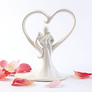 Tortenfiguren & Dekoration Nicht-personalisierte Klassisches Paar Keramik Klassisches Thema OPP