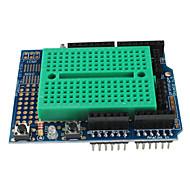 Prototype Skjold Med Mini Printkort For (Til Arduino) (Protoskjold)