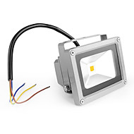 Focos de LED 10W 1000 LM 3000K K Branco Quente 1 LED Integrado AC 85-265 V