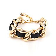 Women's Fashion/Round Bangles Bracelet Alloy