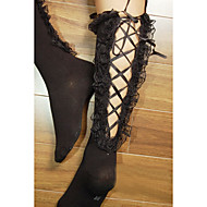 Sexy Lace Bind Socks Lolita Costume (1 Piece)