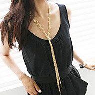 Women's Vintage Long Necklace