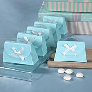 blaue Geldbörse förmige zugunsten Box - 12-teilig