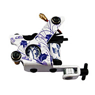 Classic porcellana Tattoo Machine Guns