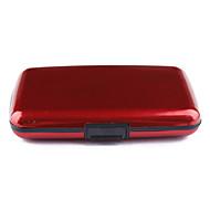 7-layer zak waterdichte bedrijf id creditcard portemonnee houder geval (6 kleuren beschikbaar)