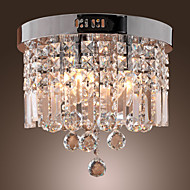 MAISHANG® Luxuriant Flush Mount with Crystal Lampshade