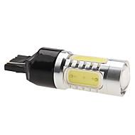 T20(7440,7443) 車載 ホワイト 7W 高性能LED 6000-6500 ブレーキライト 逆転ランプ スポットライト 高出力