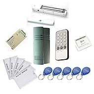 Single Door Controller-Kits mit IR-Tastatur (Magnetic-Lock 280kg, 10 EM-ID Card, Power Supply)