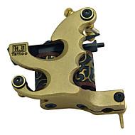 Professionell Western Style Tattoo Machine Gun för Shader