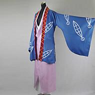 kimono Nura: ökningen av yokaien klanen Shoei cosplay dräkt