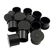 1000kpl lieriömäinen musta keskikokoinen tatuointi muste cup