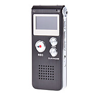 Multifunctionele digital spraakrecorder met LCD-scherm (4GB)