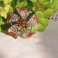 Women's Windmill Flower Brooch