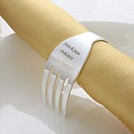 Diseño personalizado Tenedor Servilletero