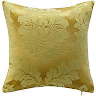 Polyester Housse de coussin , Floral Euro