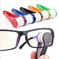 Renseklut til briller med mikrofiber (tilfeldige farger)