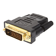 v1.3 HDMI til DVI adapter