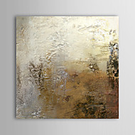 Hand-Painted AbstractPastoral / Traditional One Panel Canvas Oil Painting For Home Decoration