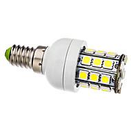 4W E14 LED kukorica izzók T 30 SMD 5050 330 lm Természetes fehér AC 110-130 / AC 220-240 V