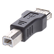 usb printer adapter, usb kvindelige til usb