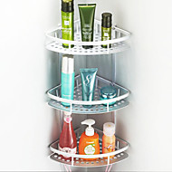 Excellent Bathroom Space Aluminum Bathroom Shelf