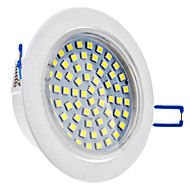 13 W SMD 5050 900 LM Natural White Recessed Retrofit Ceiling Lights AC 85-265 V
