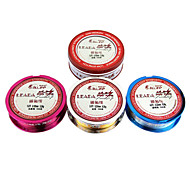 150M / 165 Yards Fluorocarbon Line Fishing Line Burgundy / Gold / Transparent 4LB / 6LB / 12LB / 14LB / 18LB / 20LB / 22LB / 10LB