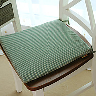 American Country solide Style Vérifiez Chair Pads
