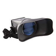 NanGuang Viewfinder CN-278 Doppel-Displaylupe for Canon 7D