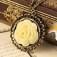 Women's Vintage roses sweater chain N84