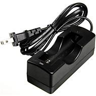 AC Chargeur pour 18650 batterie rechargeable Li-ion 3.7v