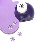 mini řemesla punč (sněhová vločka)