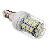 5W E14 LED-maissilamput T 30 SMD 5050 390-420 lm Kylmä valkoinen AC 220-240 V