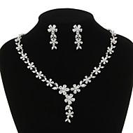 Women's Jewelry Set Cubic Zirconia