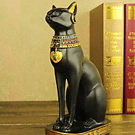 """12.25 """"Ägypten Pharao Cat Polyresin Collectibles"""