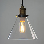 American-Style Classical 1 Light Pendant