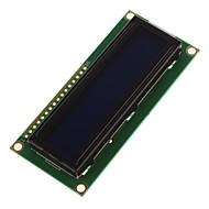 5v skærm hvid karakter blå baggrundsbelysning LCD-modul 1602 for (for Arduino) Duemilanove robot