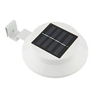 Cerca de 3 LED Solar Luz ao ar livre Quintal parede Caminho lâmpada