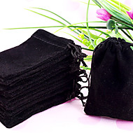 25pcs Velvet Drawstring Gift Bags Pouches Wedding