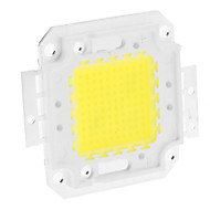zdm ™ 100w diy 7900-8000lm 3000mA 6000-6500k luz branca módulo legal LED integrado (32-36v)