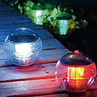 כוח שמש שינוי צבע LED צף אור כדור אגם בריכת בריכת מנורה (CIS-57230)
