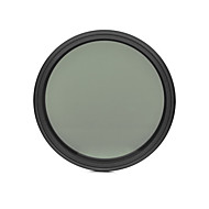 fotga® 62mm slank fader nd filter justerbar variabel ND2 neutral tæthed til nd400