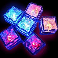 """1 """"H נוזלי האינדוקציה LED נרות סט (6pcs)"""