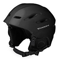 Casque Vélo (Noir , PC / EPS)-de Femme / Homme / Unisexe - Sports de neige / Sports d'hiver / Ski / Snowboard Half Shell 28 Aération