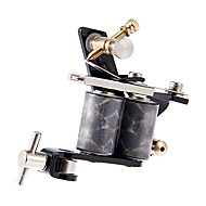 8 Wrap Dual kelat Tattoo Machine Gun For Kit Virtalähde STG-H05