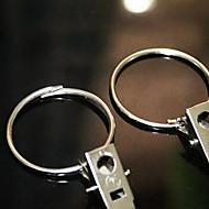Clasic Ringent Ring Clip solid (diametru 2.7cm)